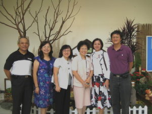 2010-10-14 Horticultural Therapy for Disabled and Handicapped Seminar (Taichung) Presentation 身心障礙者園藝治療研習會演講