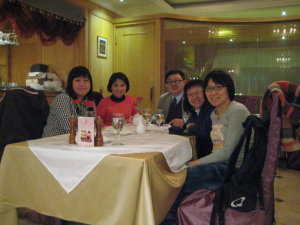 2011-3-5 Healthy Life Green Leisure and Horticulture Therapy International Conference Presentation 健康生活:綠地休閒與園藝治療國際研討會演講